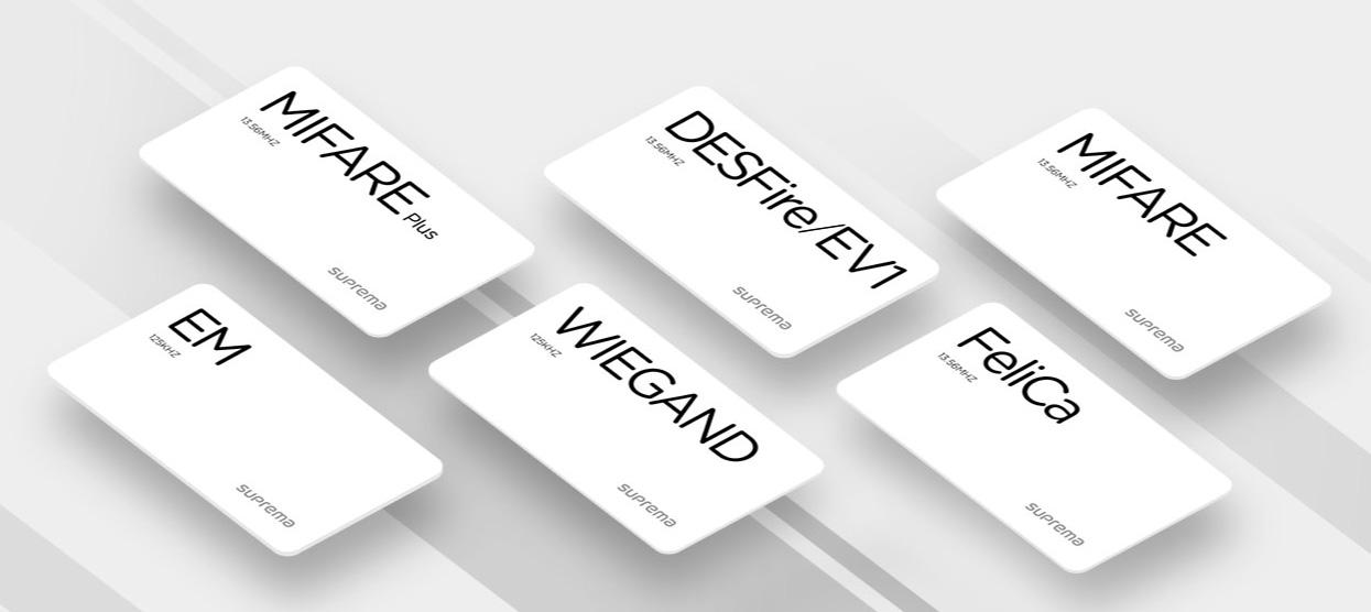 Bioentry R2 hỗ trợ đọc thẻ RFID đa tần số