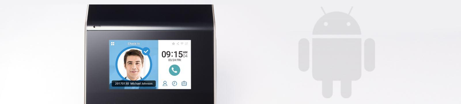 Máy chấm công nhận diện khuôn mặt FaceStation 2 - FS2D